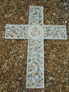 French Cross close up
