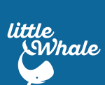 Little Whale logo stacked 400x400